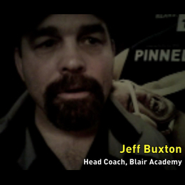 Interview with Coach Jeff Buxton